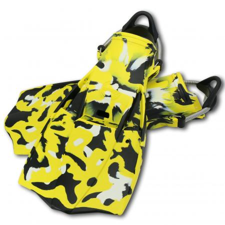 :JetFin Camouflage Yellow