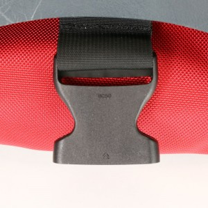 Backmount dount Female buckle for corth belt.