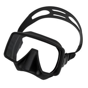 Tauchmaske mit niedrigem Profil - MK-350 Tauchmaske