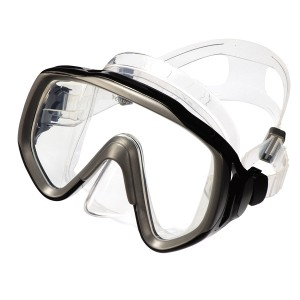 Scuba Maximum Field Mask - MK-500 Potápění Sonrkels Mask