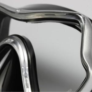 MK-600AL masque de Plongée aluminium