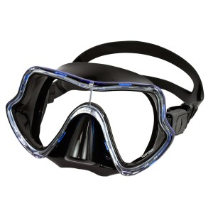 One Window Diving Mask - MK-600(BK) Diving Sonrkels Mask