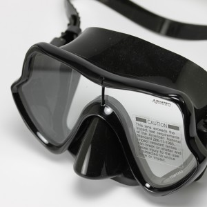 MK-600 (BK) מסכת סיליקון