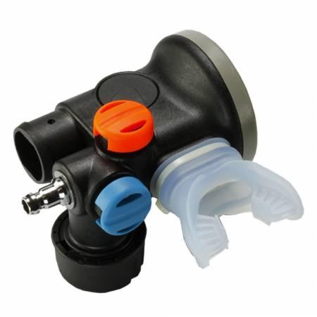 AIR - 3, Alternatie Luftversorgung Tauchen Atemregler