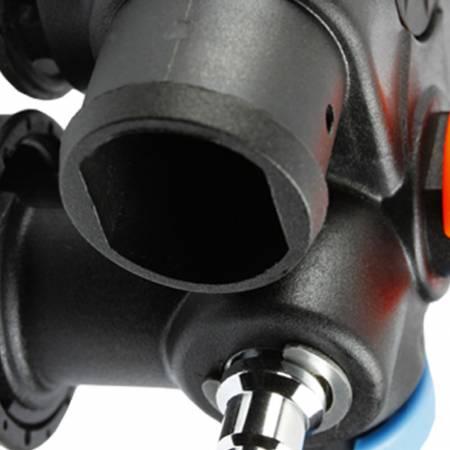 AIR - 3, Alternatie Luftversorgung Tauchen Sub Alert, UW- Signalhorn