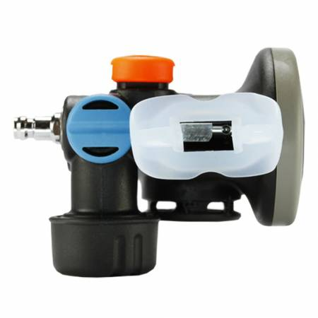 Tauchen AIR - 3, Alternatie Luftversorgung Kombination Oktopus