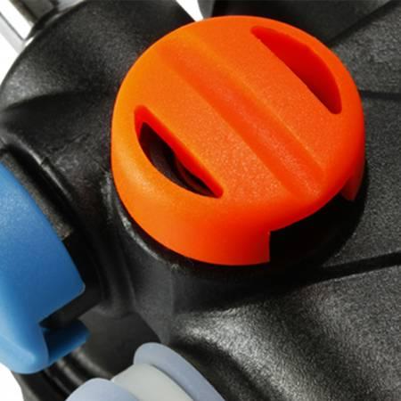AIR - 3, Alternatie Luftversorgung Tauchkrake Atemregler
