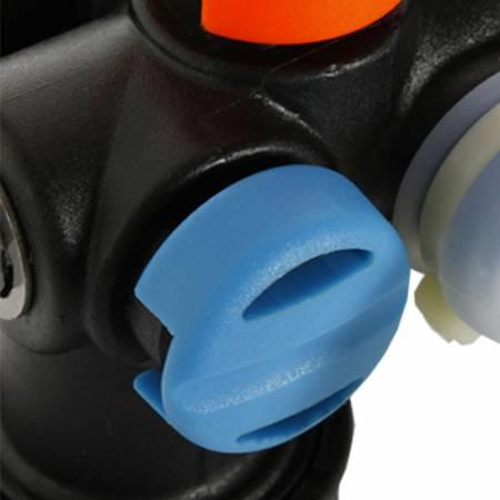 AIR - 3, Alternatie Luftversorgung Tauchen Tintenfisch Atemregler