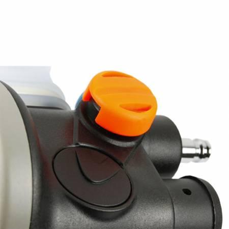 AIR - 3, Alternatie Luftversorgung Tauchgang Inflator