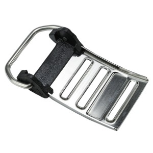 Diving Stainless steel Tank Cam Lock Buckle