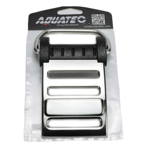 Diving SUS 304 Tank Cam Lock Buckle