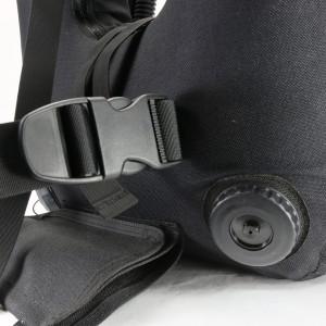 Fivela de cinto de cintura de colarinho de cavalo da Marinha