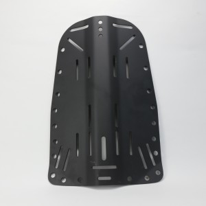 Scuba Aluminum Backpack