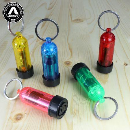 氣瓶潛水信號燈 - 發光棒潛水燈