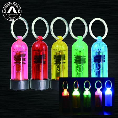 غوص بالهواء المفتوح وامض مصباح الخزان LED - غوص بالهواء المفتوح وامض مصباح الخزان LED