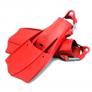 FN-D (Red) Military Scuba JetFin