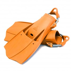 FN-D (Orange) Military Scuba JetFin