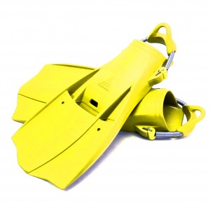 FN-500(Yellow) Scuba Military JetFin