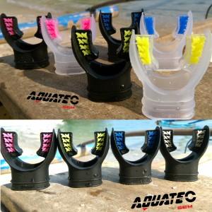 Scuba Tec Diving Mouthpiece - MP-900 Diving Gear Mouthpiece