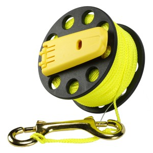 Diving Finger Spool Reels With Handle