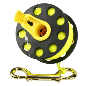 Underwater Finger Spool Reels With Handle