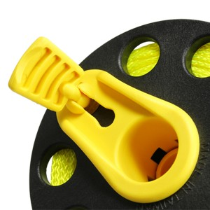 Tec Dive Finger Spool Reels With Handle