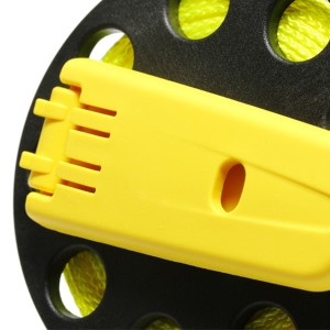 Adventures Diving Finger Spool Reels With Handle