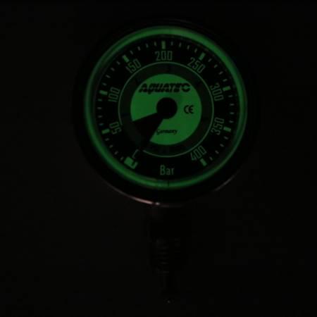 tecdive pressure gauge