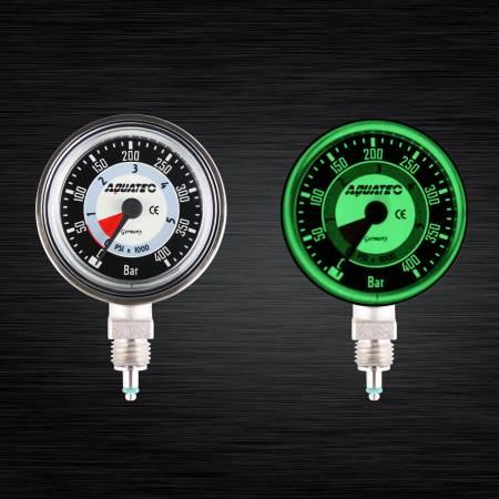 Merülési nyomásmérő - Búvár nyomásmérő