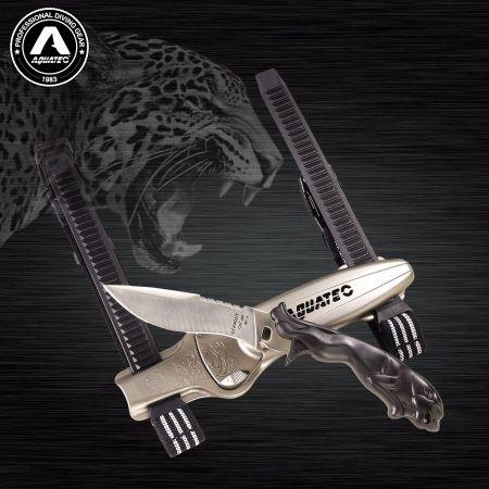 Faca Scuba Jaguar - Canivete de mergulho Jagaur