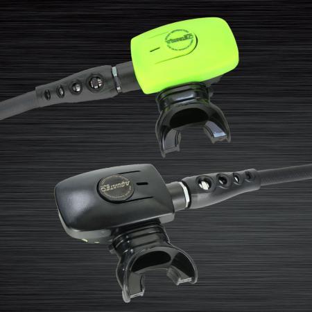 Reguladores Scuba Octopus (lado direito) - Regulador de polvo RG-6000R (Y)