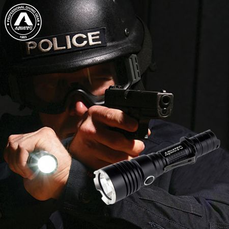 Police Torch - Police Flashlight