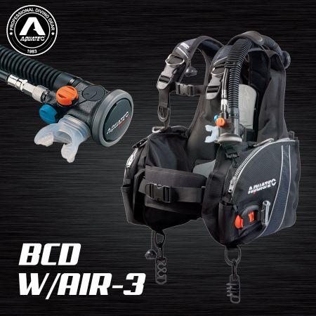 Professorinal Diver BCD - BC-67 Scuba Master BCD