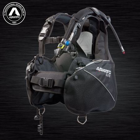 Scuba Advanced BCD - BC-85 Dive Rental BCD