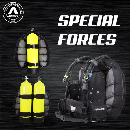 Military Diver BCD