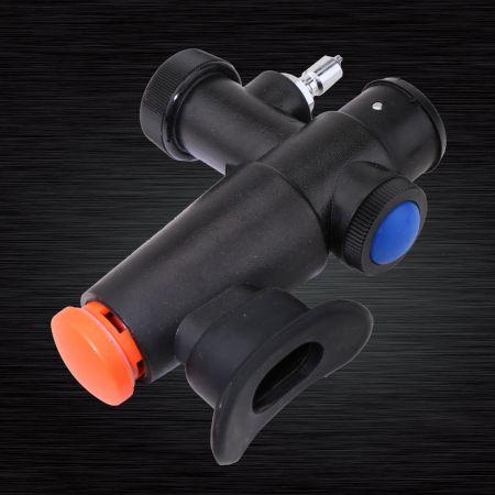 เครื่องสูบน้ำพลังดำน้ำ - PI-201 อุปกรณ์เติมลมดำน้ำ
