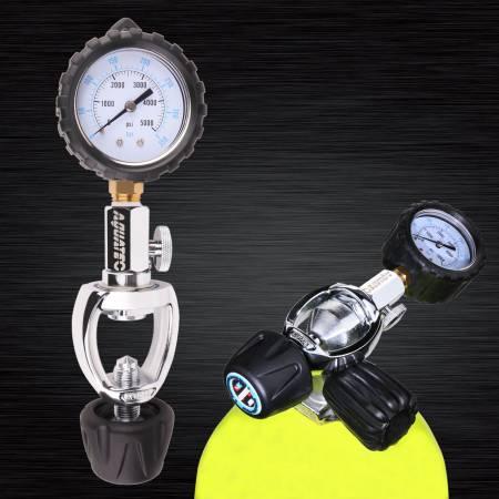 Yoke pressure checker - Yoke pressure checker