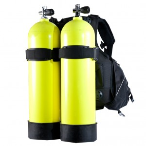 BC-87 Diving Double Tank