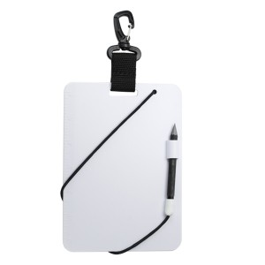 Scuba Slate Included Clip