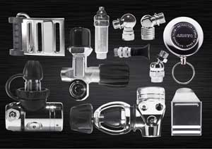 Dive Gear Hardware And Accessories