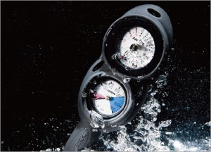 Đồng hồ đo - Đồng hồ đo Scuba Console