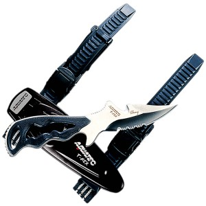 Scuba Stainless Steel Knife - KN-200K Scuba Stainless Steel -veitsi