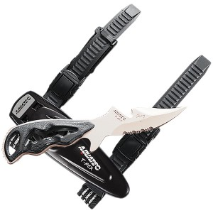 Scuba Titanium Knife - KN-200T Scuba Titanium Knife