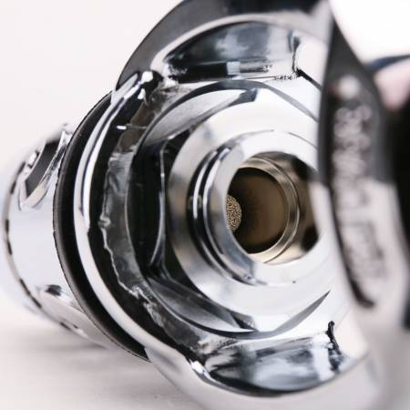 Piston Yoke scuba regulator