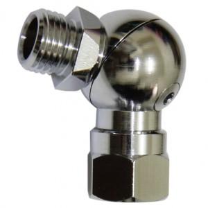 Scuba Diving Regulator Swivel Adapter Connector Chrome Plated Brass Equipment