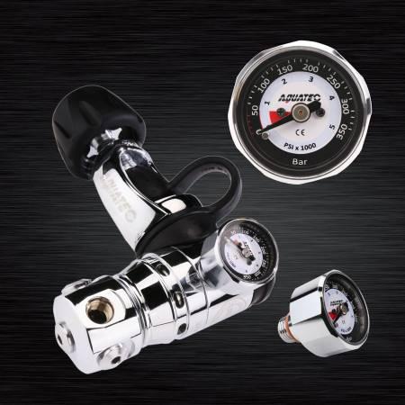 เกจวัดแรงดัน Scuba Mini Mini - เกจดำน้ำขนาดเล็ก