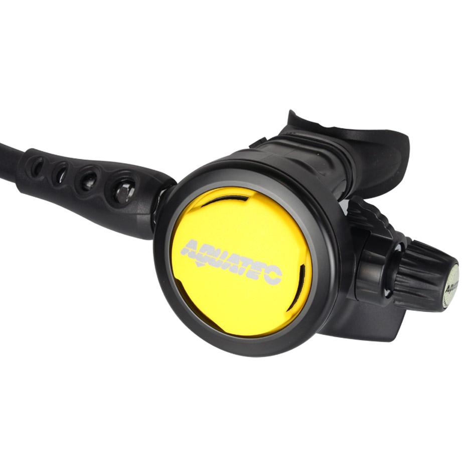 技術潛水可調整平衡式二級頭調節器 - 二級頭調節器