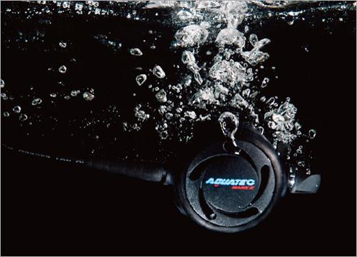 Reguladores de mergulho