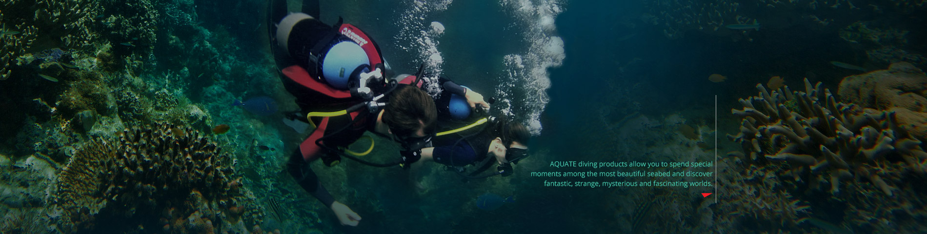 AQUATEC Innovative products for diving sport