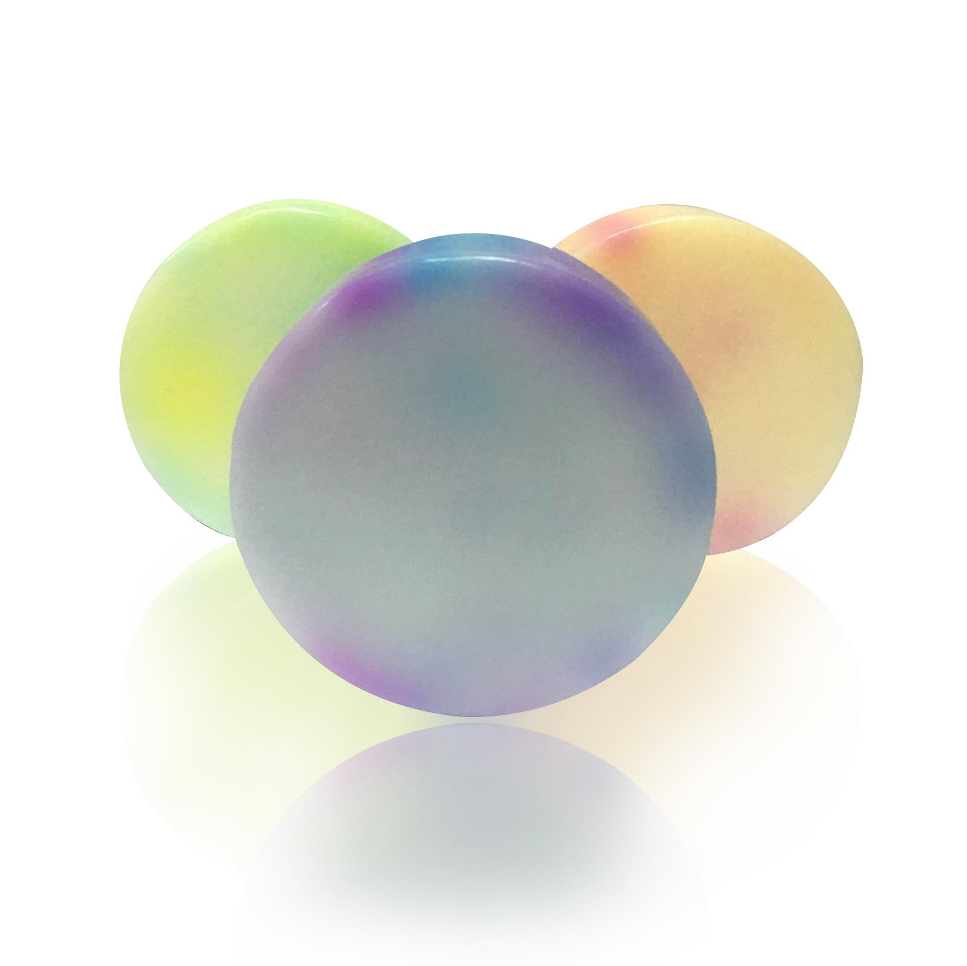 渲染彩虹皂